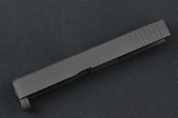 WE GLOCK19x BK gas handgun
