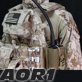 AOR1 装備