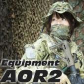 AOR2 装備
