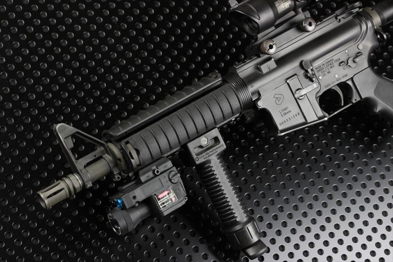 【M4 Gun's フォト】L119CQB