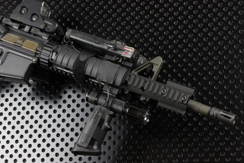 【M4 Gun's フォト】M4A1 CAG DELTA