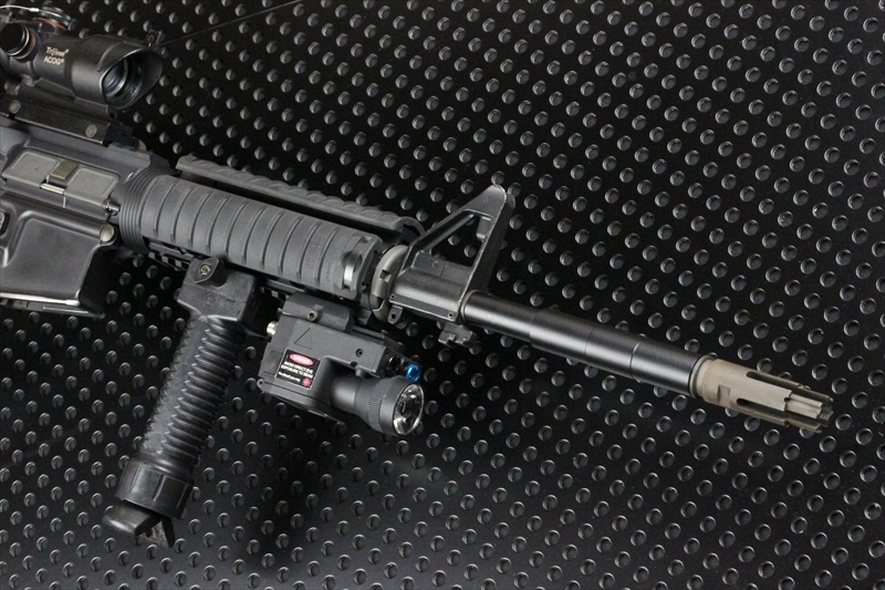 【M4 Gun's フォト】L119 A1
