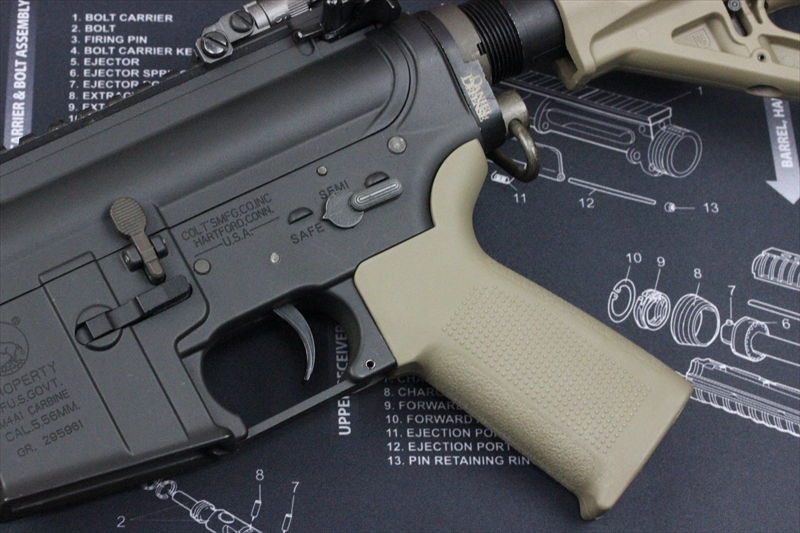 PTS EPG M4 GRIP DE
