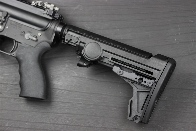 ERGO F93 Pro ストック BK
