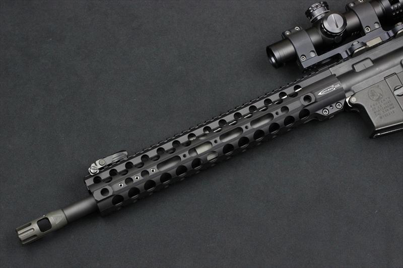 PTS Centurion Arms CMR Rail 12.5inch GEN2 BK