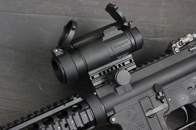 OPTICS AIMPOINT M4 ドットサイト