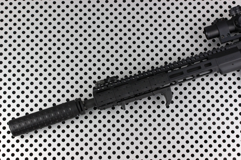 PTS GriffinArmament M4SD2 Mock サイレンサー (new) BK