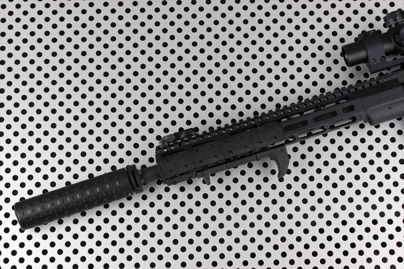 PTS GriffinArmament M4SD2 Mock サイレンサー (new) BK