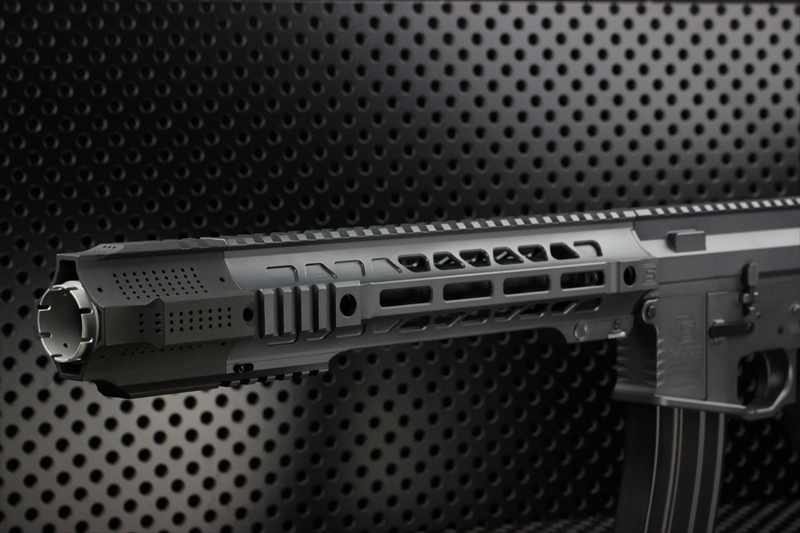 "【M4 Gun's フォト】EMG SAI M4 ""Jailbreak"" カスタム"