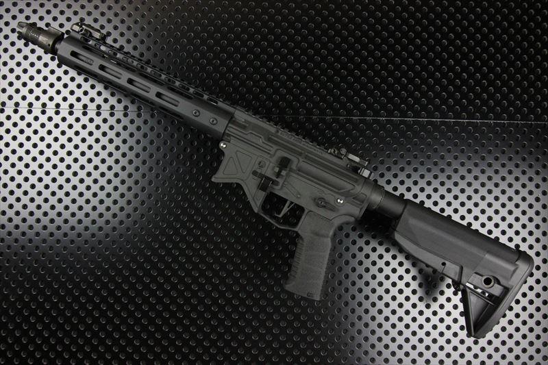 【M4 Gun's フォト】M4MWS BAD556 カスタム