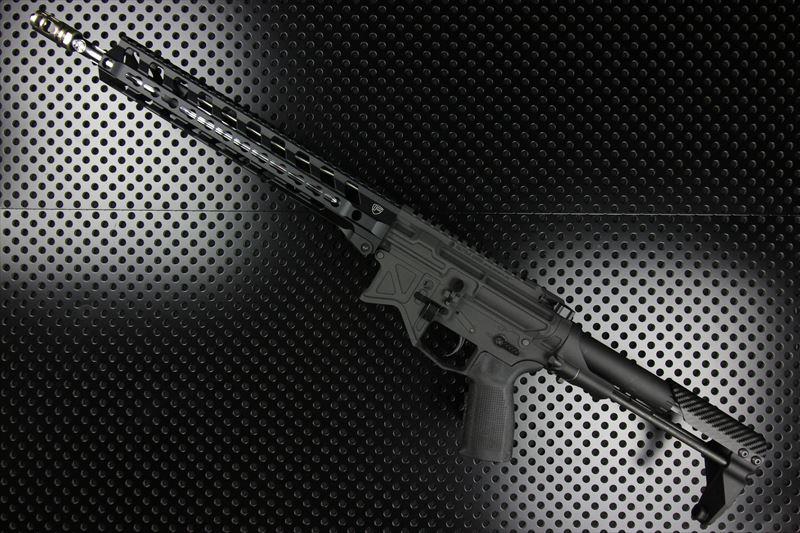 【M4 Gun's フォト】MWS BAD556 カスタム