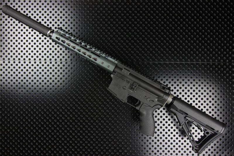 【M4 Gun's フォト】NOVESKE WE ガスブロ ORGAコンプリート