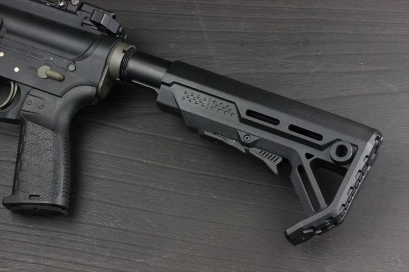 MADBULL Strike Industries Viper Mod1 Mil-Spec ストック BK/BK