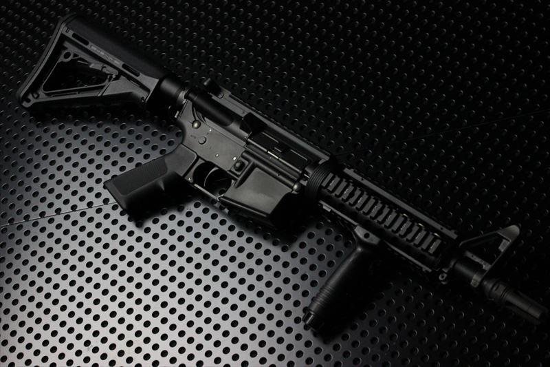 【M4 Gun's フォト】L119 CQB ORGAコンプリート 東京マルイ MWS ガスブロ
