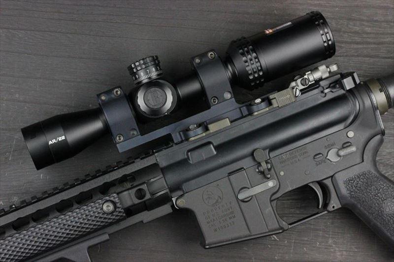 実物 Bushnell AR OPTICS 2-7x 32mm