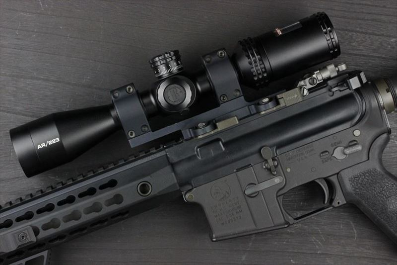 実物 Bushnell AR OPTICS 3-12x 40mm