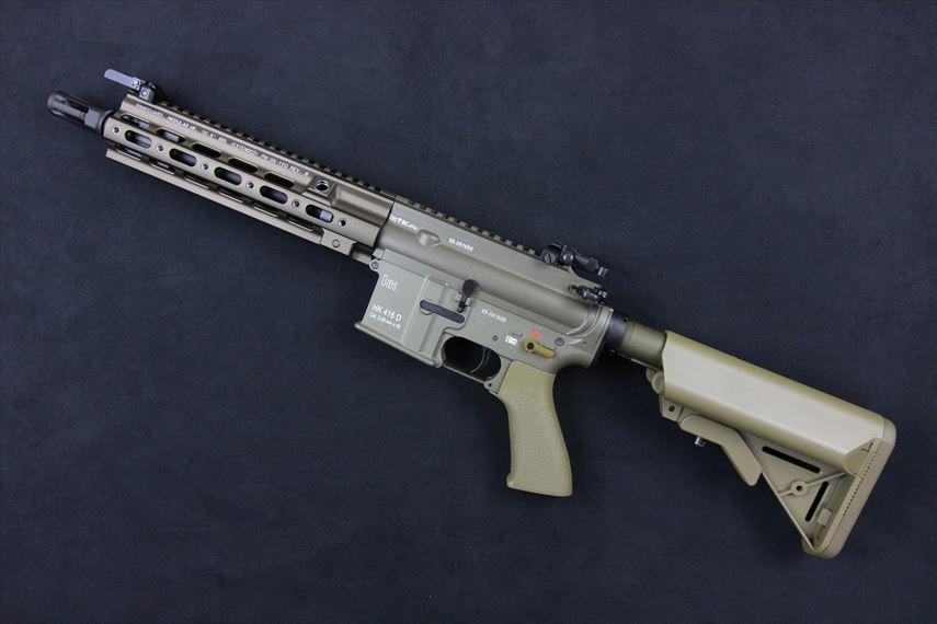 東京マルイ 次世代HK416デルタカスタム