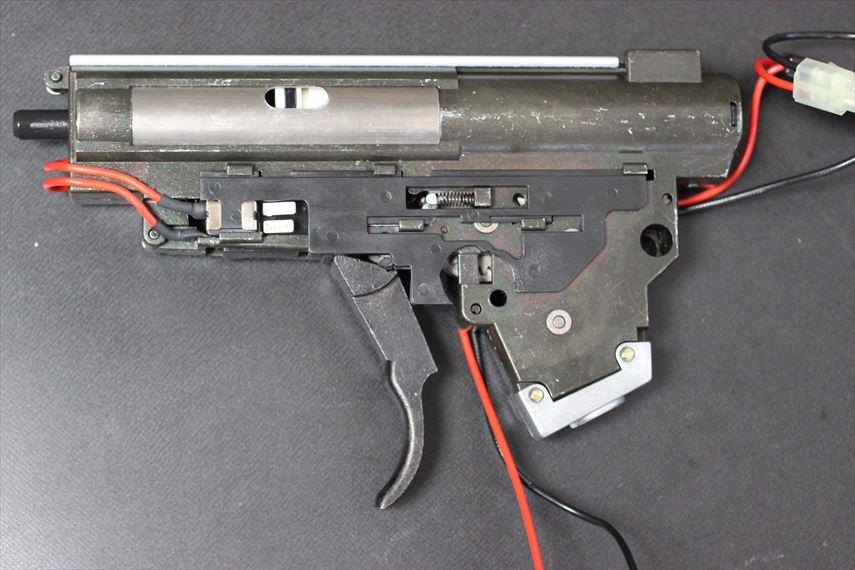 東京マルイ MP5K HC Magnusチューン メカボ
