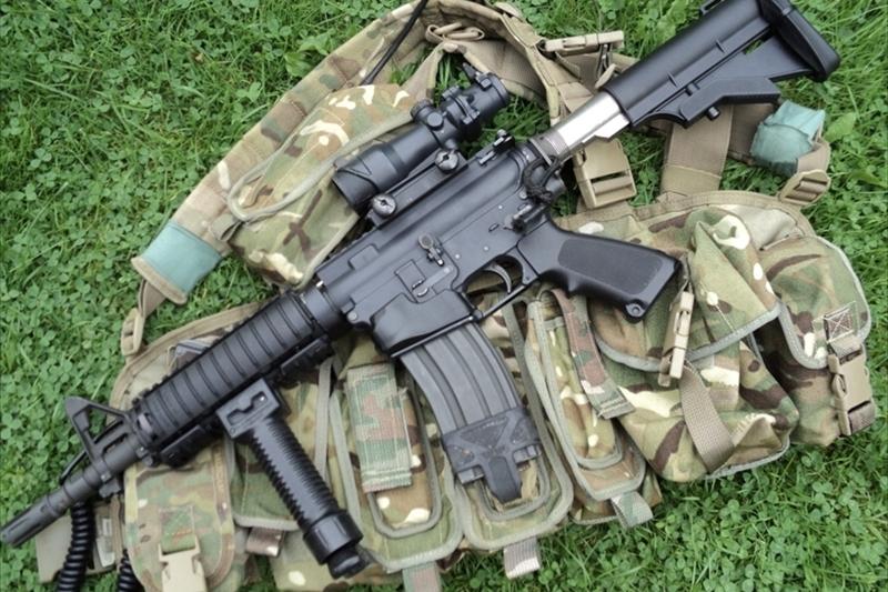 イギリス軍特殊部隊が使用するコルトカナダ社製のL119とは?