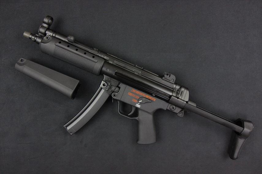 VFC MP5A5 ZD HKライセンス品 電動ガン