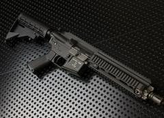 【M4 Gun's フォト】HK416+AR15 MOD0 コンプリート WEガスブロ セラコート