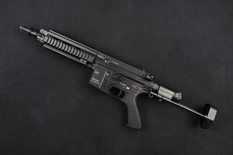 東京マルイ 次世代HK416C Magnusチューン