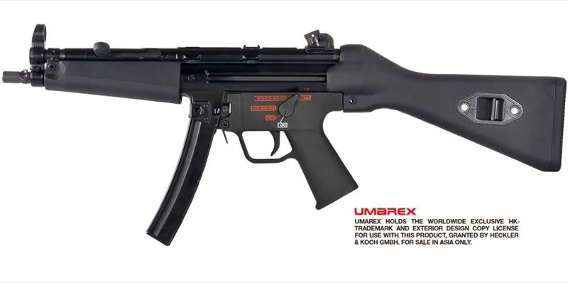 VFC電動ガン H&K MP5