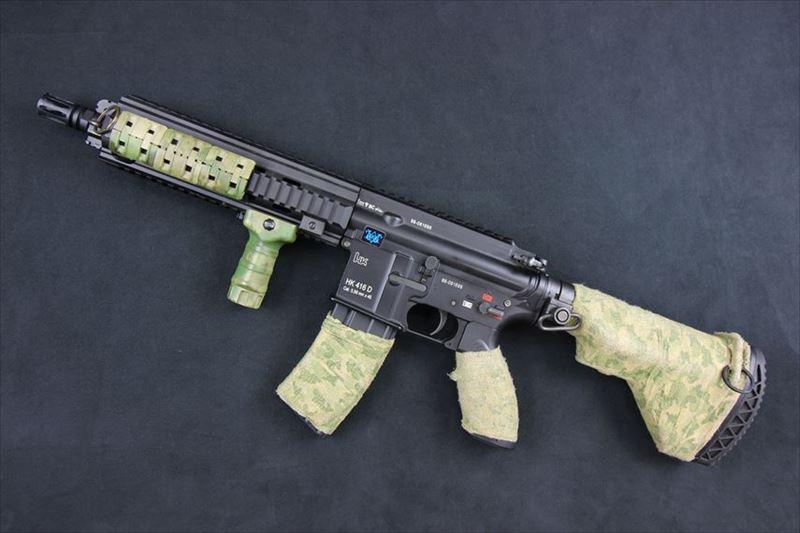 東京マルイ 次世代HK416D Magnusチューン