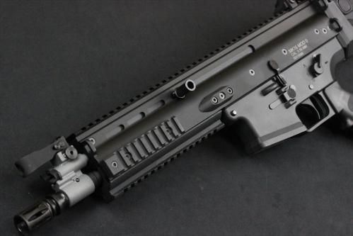 SCAR-Lバレル
