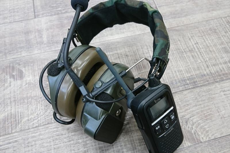 サバゲー無線活用術