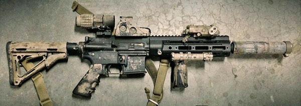 HK416D RAHGコンバージョンキット 東京マルイMWS ガスブロ用