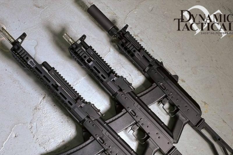DYTAC(ダイタック) SLR AK電動ガン 取扱い開始!