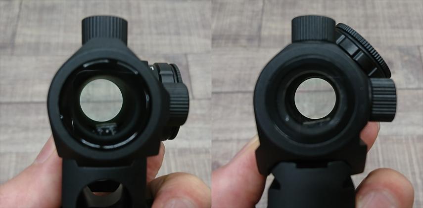 レンズ透明度