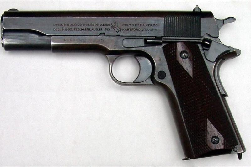 M1911について