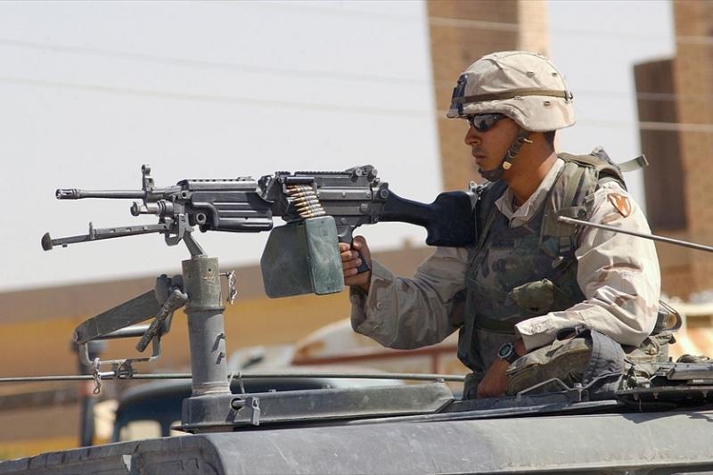 M249について