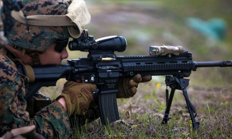 米軍分隊支援火器の移り変わり、M27 IARについて