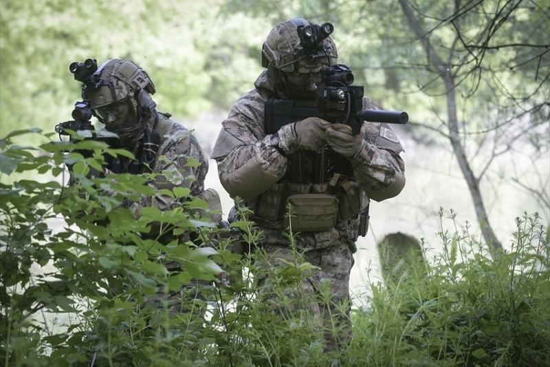 FN P90について