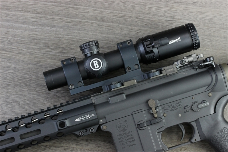 実物 Bushnell NEW AR OPTICS 1-4x24mm