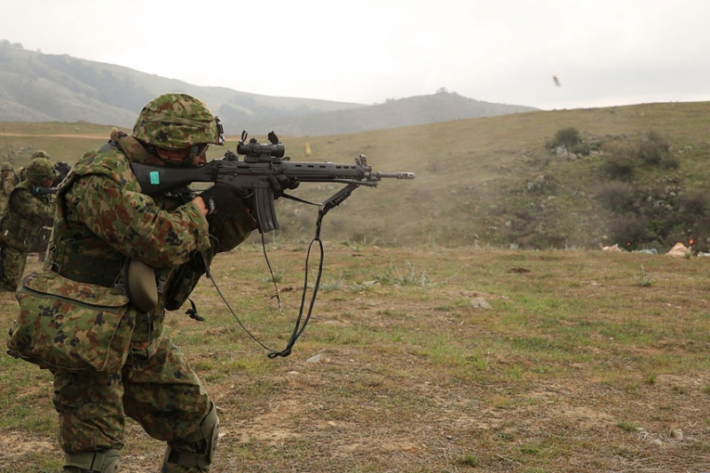 89式ガスブロ 実銃の解説やヘビーリコイルボルトシャフトについて