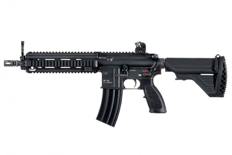 HK416に欠陥?!SNSで話題の議論をアームズマガジンが検証
