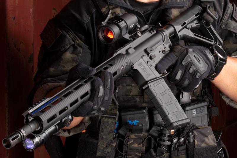 【実銃ネタ】GEISSELE(ガイズリー)がライフルを発表「Super Duty」