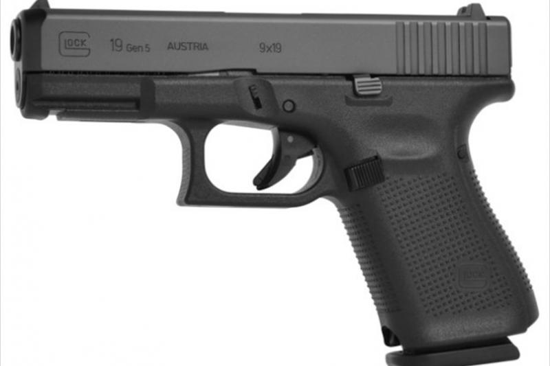 WE GLOCK17 Gen5 と Glock19 Gen5(グロック)