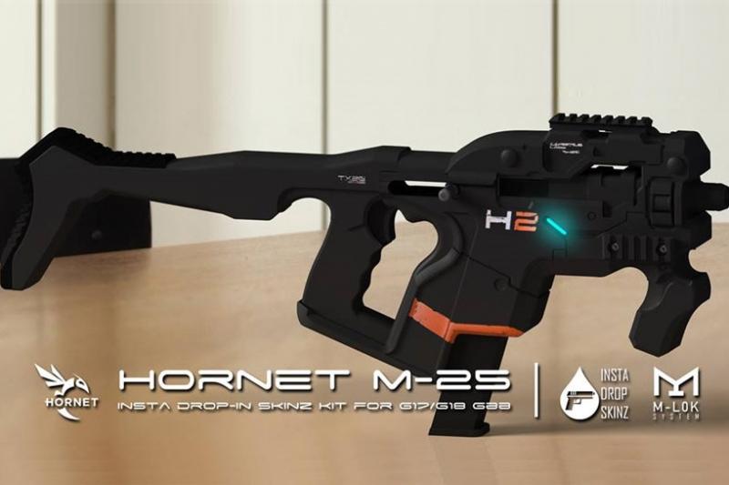 アバターユニバース ホーネットM-25 グロック用キット(Avatar Hornet M25)