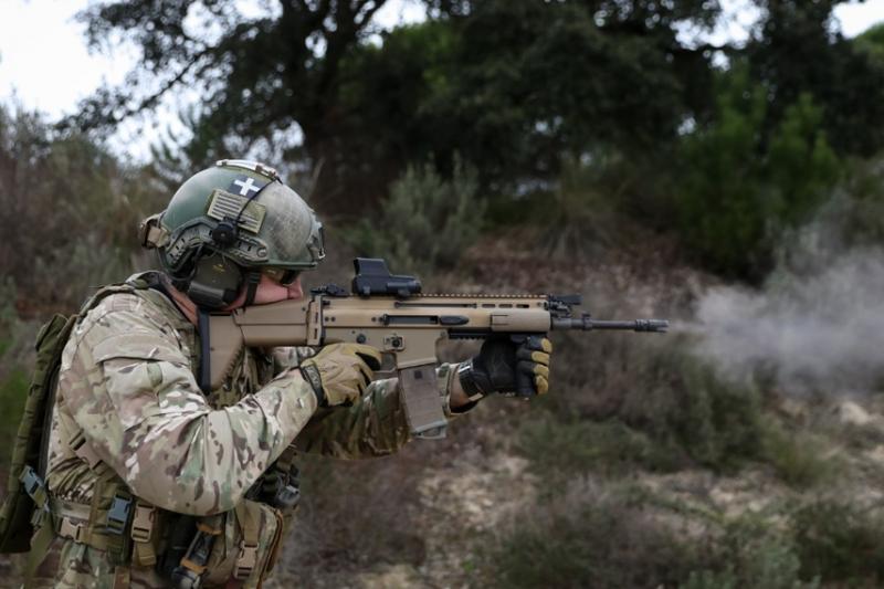 FN SCAR、ポルトガル軍が新標準装備として採用