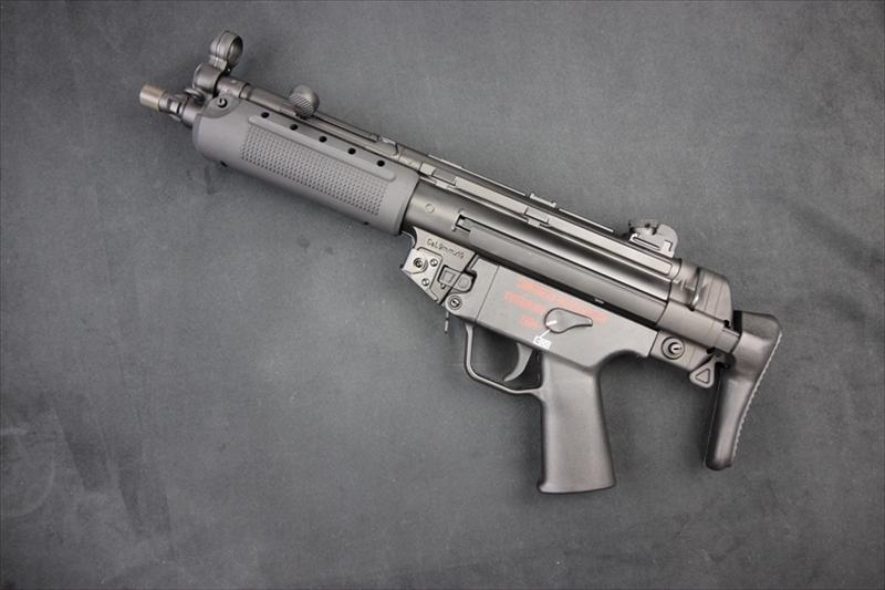VFC/Umarex Hk MP5A5 AEG ZD 電動ガン Axisチューン