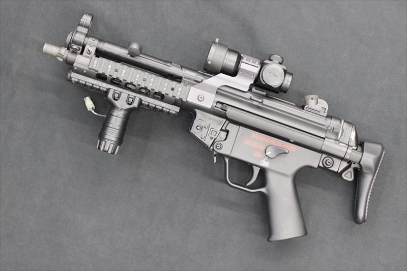 電動ガン VFC MP5A5オーバーホール