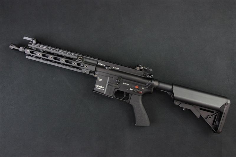 東京マルイ次世代HK416デルタ Magnusチューン