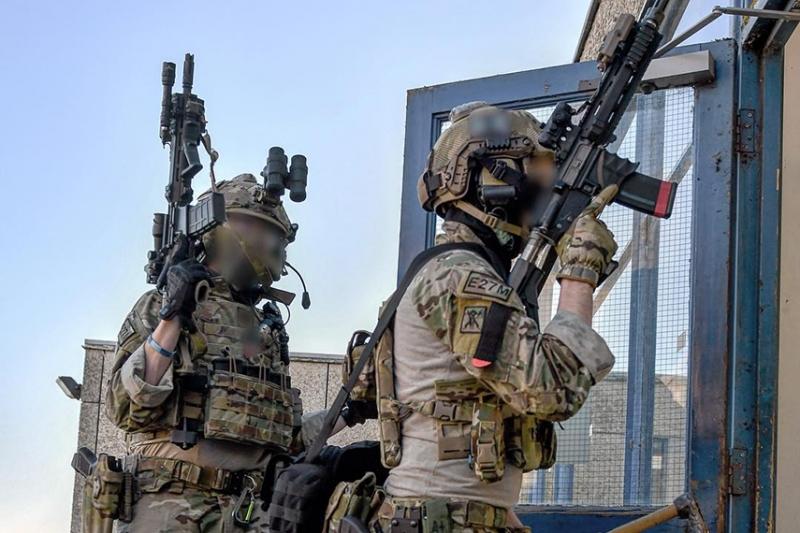 L119A2 イギリス軍特殊部隊の最新カービン