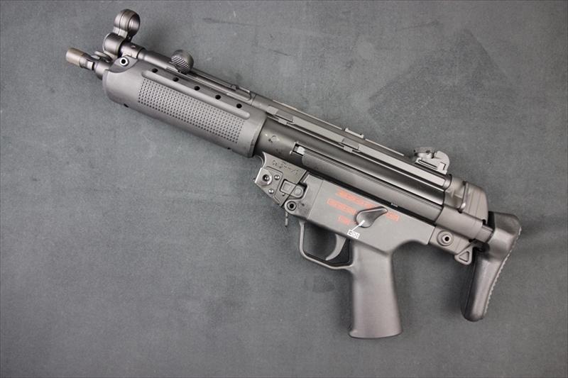 Umarex/VFC Hk MP5A5 AEG ZD Magnusチューン