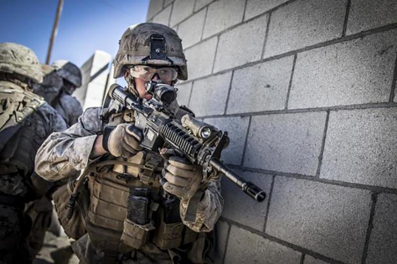 アメリカ海兵隊が大都市戦の準備開始